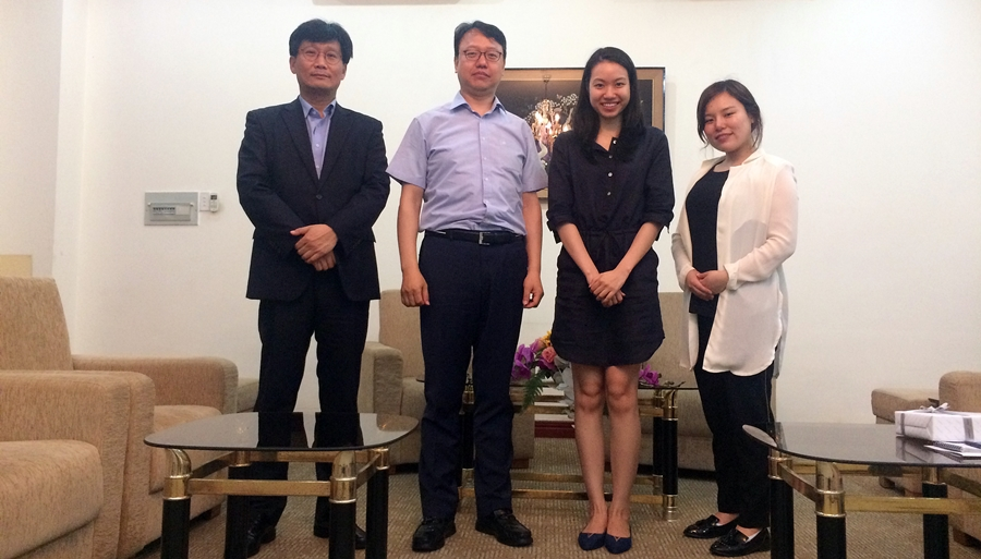 NEAR Secretariat Visits Ho Chi Minh City to Introduce Associate Membership