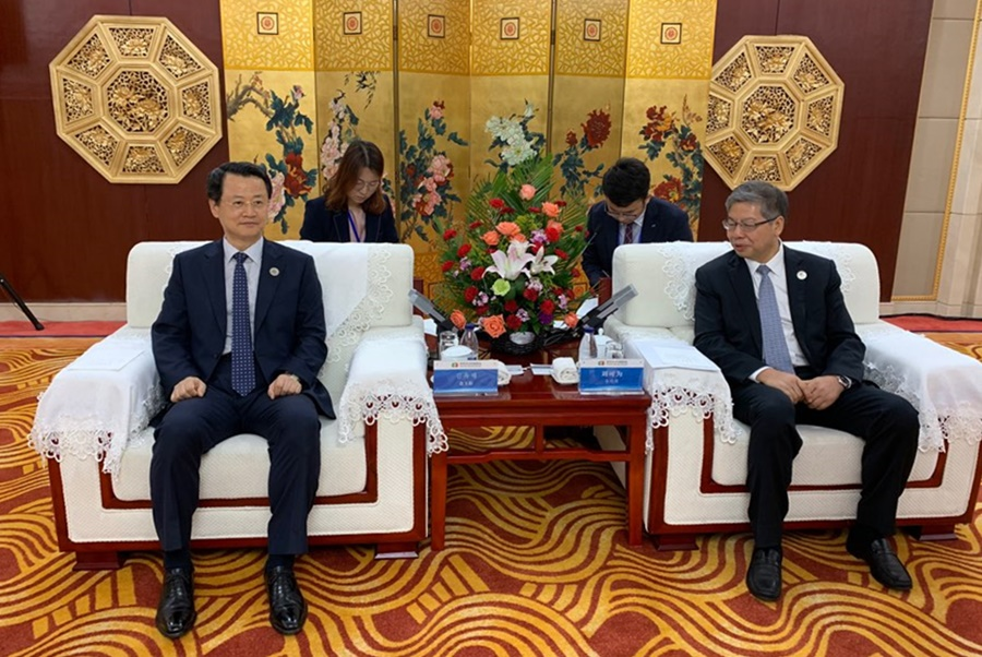 NEAR Delegation Led by Secretary General Kim Ok-chae Attends International Exchange Event Hosted by Ningxia Hui Autonomous Region